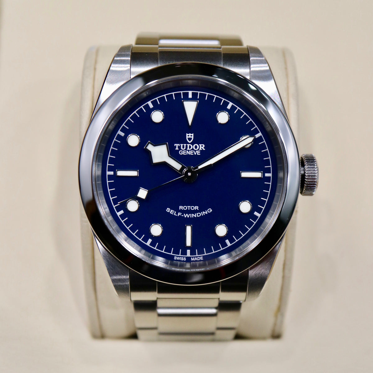 Tudor Black Bay 41mm - Swiss Emporium Melbourne