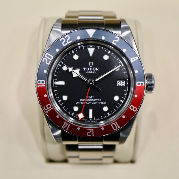 Tudor Heritage Black Bay GMT - Swiss Emporium Melbourne