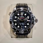 "Seamaster Diver 300 ""James Bond Limited Edition"" - Swiss Emporium Melbourne"
