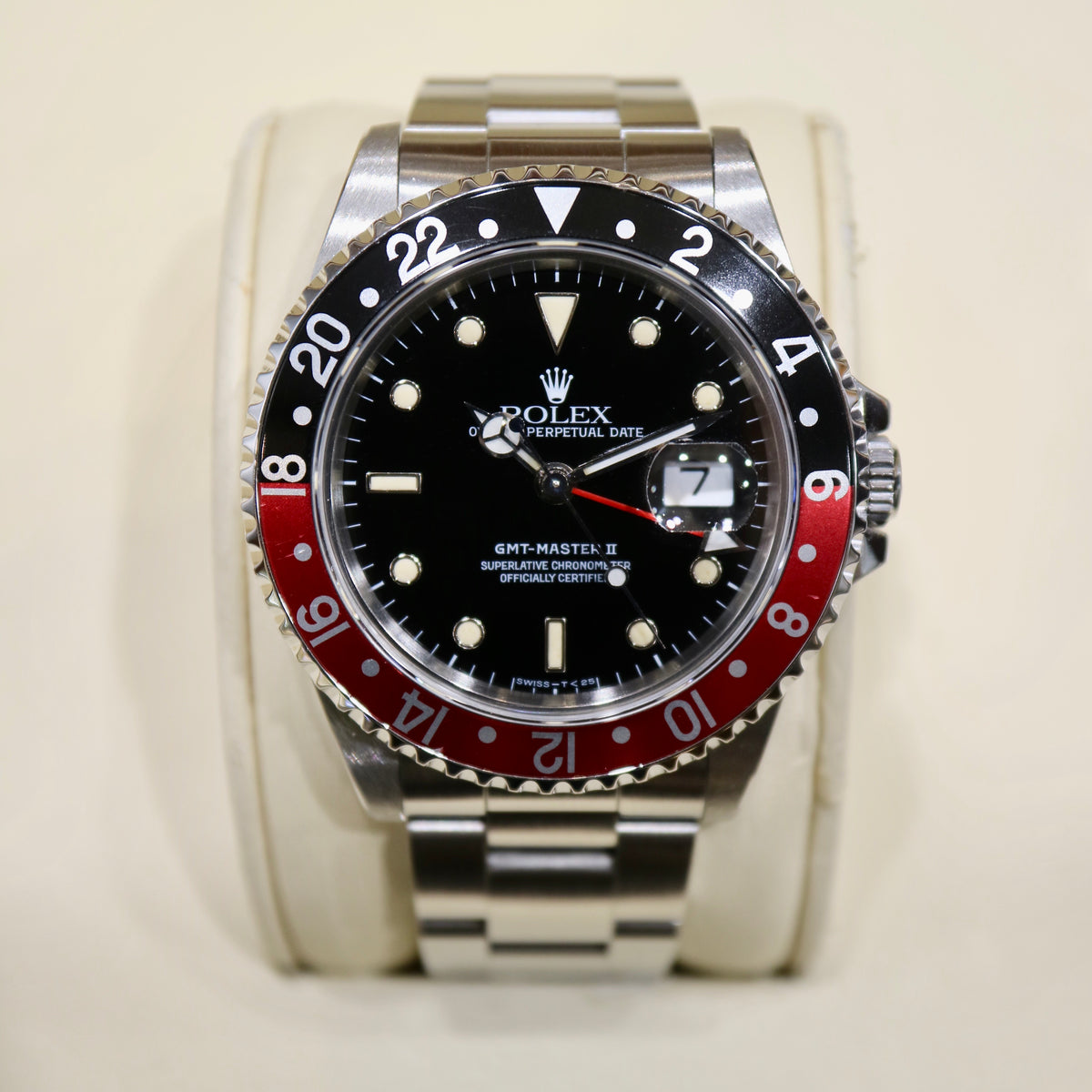 "GMT-Master II ""Coke"""