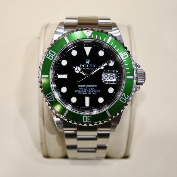 "Submariner, Date ""Kermit"" 2009"
