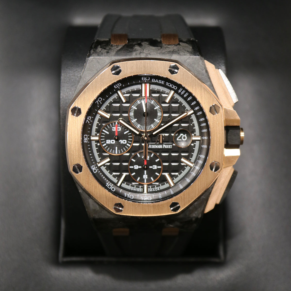 "ROYAL OAK OFFSHORE CHRONOGRAPH ""QE II CUP 2016"""