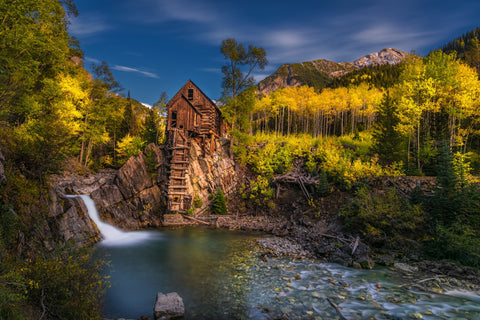 Highlights on Crystal Mill
