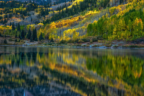 Maroon Bells Aspen Reflection