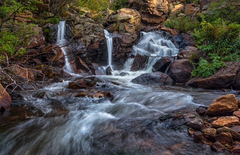 Triple Waterfall RMNP