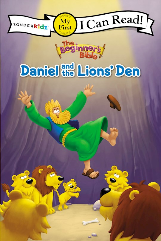 The Beginner's Bible: Daniel & The Lions (I Can Read)