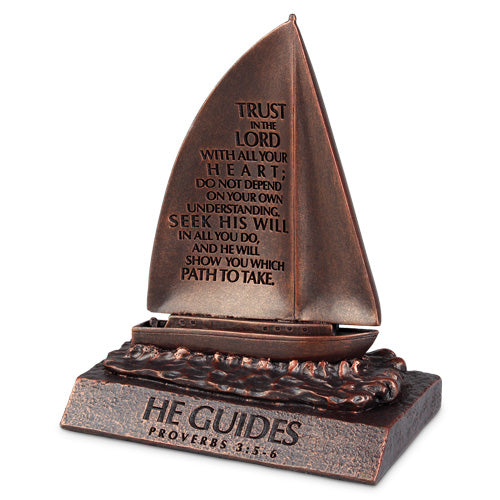 Sculpture - He Guides