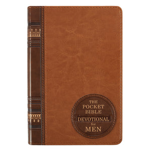 Pocket Bible Devotional For Men