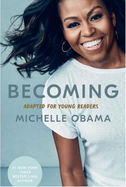 Becoming: Adapted for Young Readers - PRE-ORDER