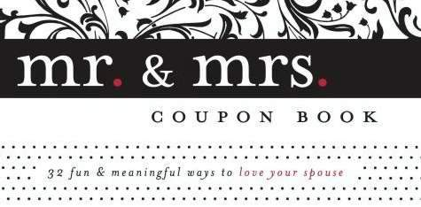 Coupon Book-Mr. & Mrs.
