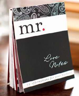 Mr. Love Notes: 32 Affirmations For Your Husband