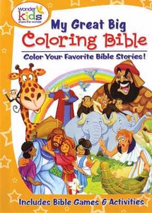 My Great Big Coloring Bible