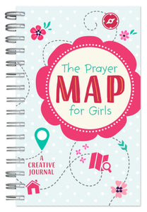 The Prayer Map For Girls