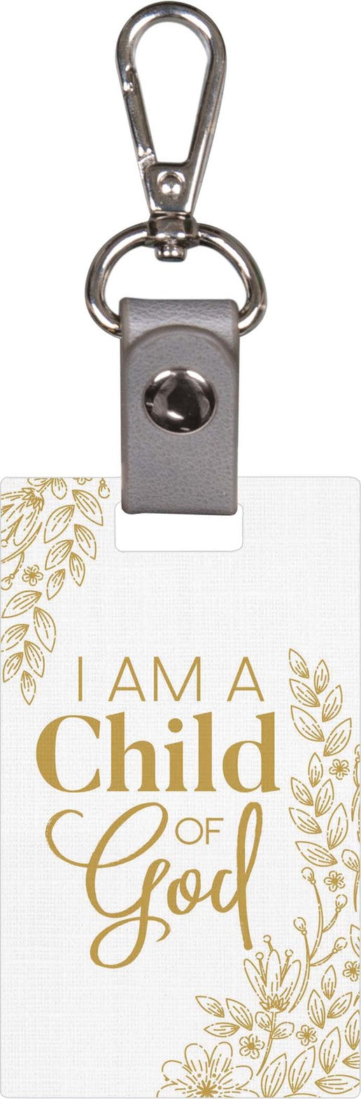 Keychain - I Am A Child Of God