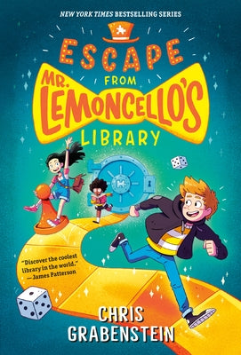Escape from Mr. Lemoncello's Library by Grabenstein, Chris