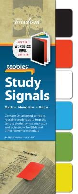 Tabbies Study Signals - Wordle: Study Signals Wordless Book Edition by Tabbies