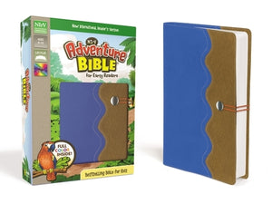 Adventure Bible for Early Readers-NIRV-Elastic Band Closure by Richards, Lawrence O.