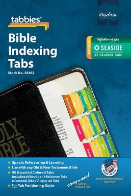 Bible Tab-Reflections-Seaside by Tabbies