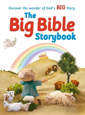 The Big Bible Storybook: Refreshed and Updated Edition by Spck, Spck