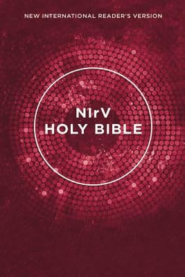 NIRV, Outreach Bible, Paperback, Pink by Zondervan