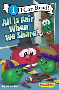 All Is Fair When We Share by Poth, Karen