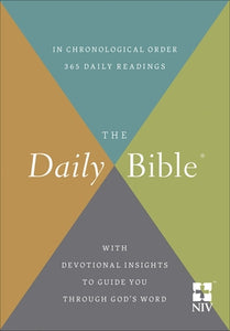 The Daily Bible(r) NIV by Smith, F. Lagard