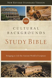 Nrsv, Cultural Backgrounds Study Bible, Hardcover, Comfort Print: Bringing to Life the Ancient World of Scripture by Keener, Craig S.
