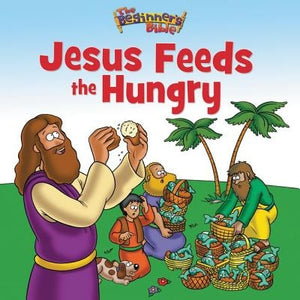 The Beginner's Bible Jesus Feeds the Hungry by Zondervan