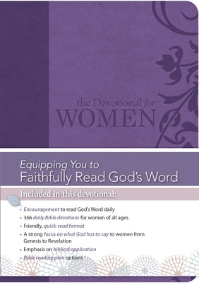 The Devotional for Women by Kelley Patterson, Dorothy