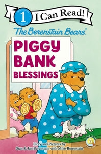 Piggy Bank Blessings by Berenstain, Stan