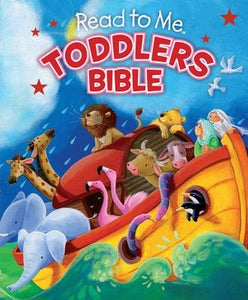 Read to Me Toddlers Bible by B&h Editorial