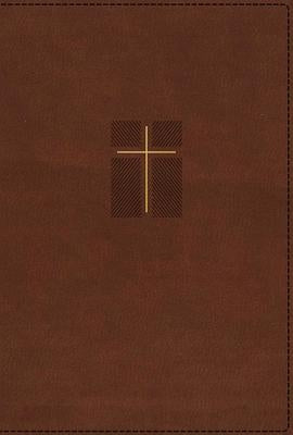 Niv, Quest Study Bible, Leathersoft, Brown, Indexed, Comfort Print: The Only Q and A Study Bible by Christianity Today Intl