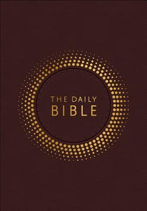 The Daily Bible(r) Imitation Leather (NIV) by Smith, F. Lagard