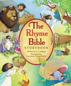 The Rhyme Bible Storybook by Sattgast, L. J.