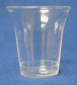 Swanson Communion Cups Clear 1 3/8 500 CT by Swanson Christian Products
