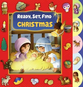 Ready, Set, Find Christmas by Zondervan