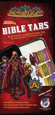 Aetherlight Bible Indexing Tab: Aetherlight Bible Tabs by Tabbies