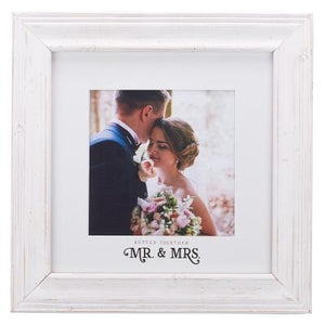 Photo Frame MR & Mrs Photo Frame MR & Mrs by Christian, Art Gifts