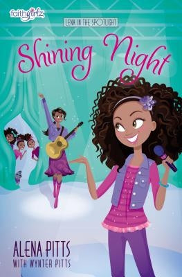 Shining Night by Pitts, Alena
