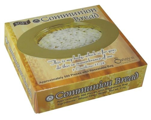 Swanson Communion Soft Bread 5 by