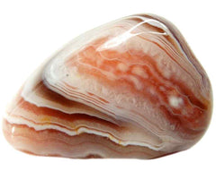 Natural Pink Agate - Best Crystals for Mothers | Top 10 Crystals for Mums