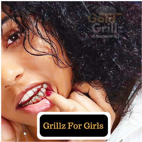 Bottom Grillz For Females