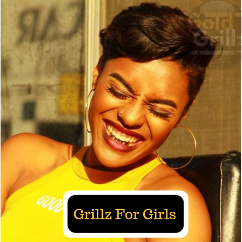 Grillz For Girls
