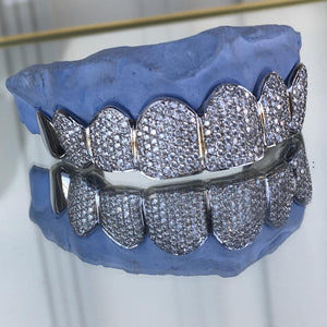 Diamond Top Grillz