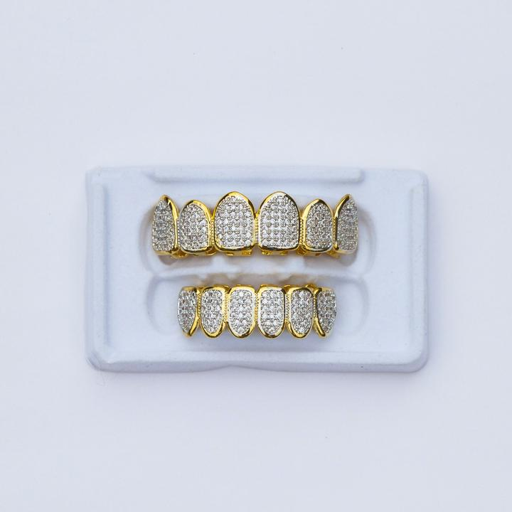 Fake Diamond Grillz For Cheap
