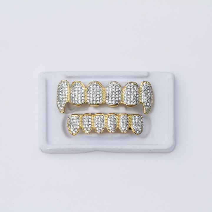 Vampire Grillz With CZ