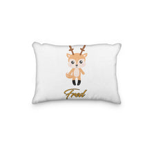 Load image into Gallery viewer, Deer Standing Personalized Pillowcase - incandescently