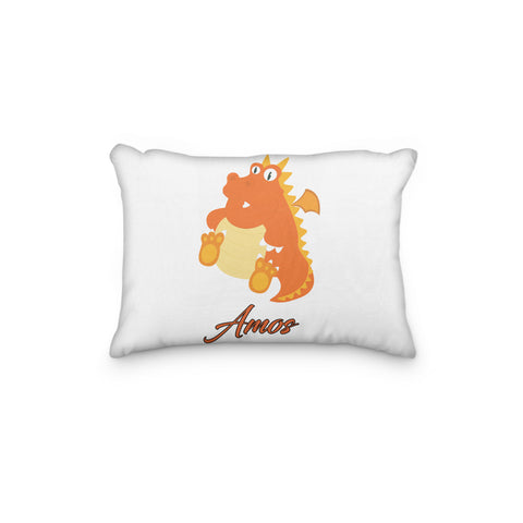 Dragon Orange Personalized Pillowcase - Incandescently
