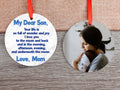 Your Personalized Saying Ornament