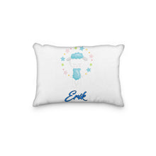 Load image into Gallery viewer, Sheep Dreamy Bedtime Personalized Pillowcase - incandescently